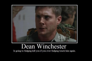 Sam and Dean Winchester Funny