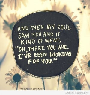 wonderful soulmate quotes