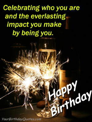 Inspirational Birthday Messages Quotes