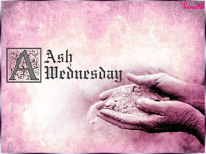 Ash Wednesday Wishes Pictures With Greetings Quotes