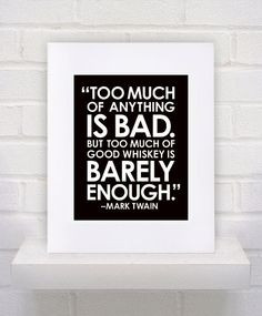 ... Custom Print by KeepItFancy, $10.00 Mark Twain Quotes, Quotes Sayings