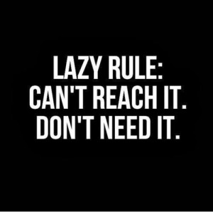 Funny Quotes about Lazy People