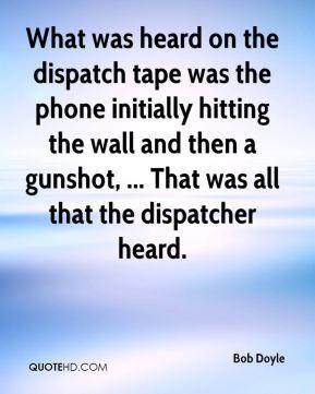 Dispatch Quotes