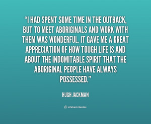 quote Hugh Jackman i had spent some time in the 188231 png