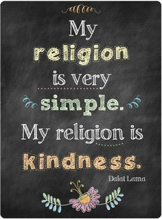 ... being hypocritical . Zitat Dalai Lama...I live by this, and this only
