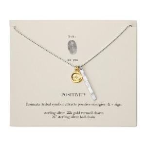 Positive Energy Positive energy necklace$55.00