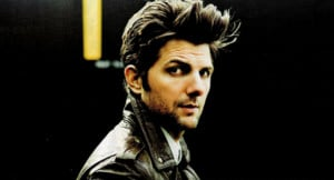 Adam Scott will produce the film Downtown Owl, plus watch his special ...