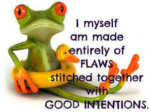 Cute Frog Quotes