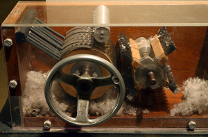 Eli Whitney patents the cotton gin – March 14, 1794