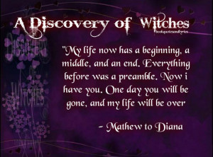 Discovery of Witches Quotes