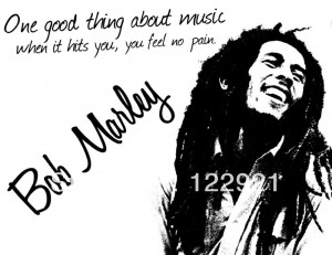 High Quality Bob Marley Quotes Music Reggae Rastafari men's high ...