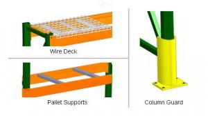 Pallet Rack Accessories