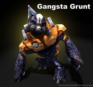 Funny Pictures > Halo : Gangsta Grunt