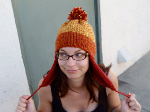 Firefly Jayne Cobb Hat KNITTING PATTERN - NOT the actual hat