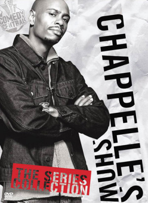 Chappelle's Show - The Series Collection cover art