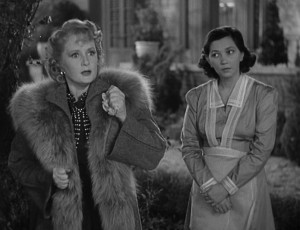 with Patsy Kelly in Topper Returns (1941)