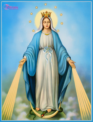 Feast of the Immaculate Conception of the Blessed Virgin Mary.