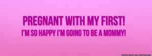 Pregnant with my First! . Pregnant with my first, Im so happy I'm ...