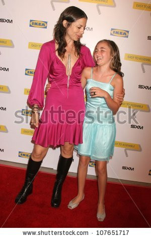 Justine Bateman And Rachel G. Fox At The Launch Party For Ikea'S ...