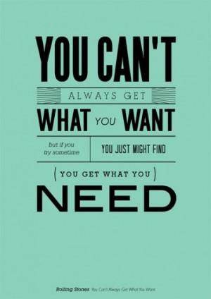 Quotes & Music. Ottieni quel che vuoi