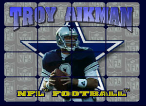 Troy Aikman NFL Football (World) ROM