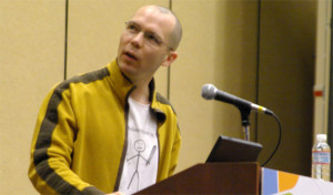 Jonathan Blow discusses the spiritual side of game development