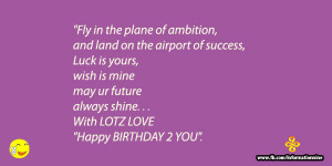 Happy Birthday – Rude Short Birthday, SMS, Quotes, Pics and more