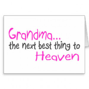 Grandma Quotes Cards & More