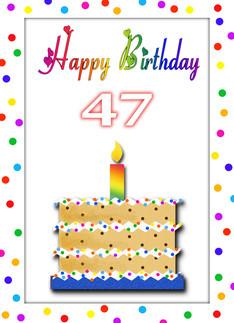 Happy 47th Birthday Obama