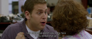 funny jonah hill movie quotes