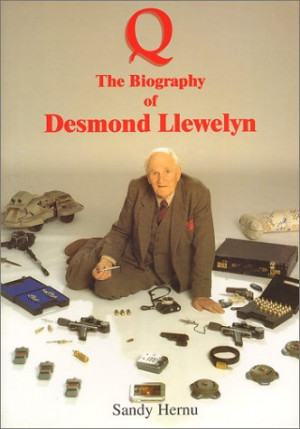 "... Gadget Master: The Biography Of Desmond Llewelyn"" as Want to Read"