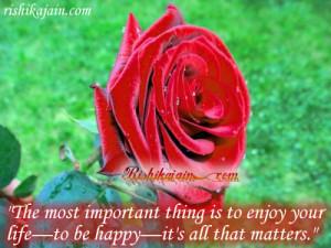 Wallpaper Red Rose Flower