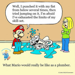 Famous Plumbing Quotes And Jokes