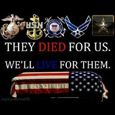 ... , Marines, Army, Navy, Air Force and Coast Guard quotes, photos etc