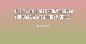 displaying 19 gt images for achieve your goals quotes