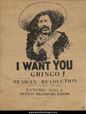 Pancho villa quot...