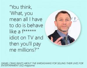 Daniel Craig's quote #1