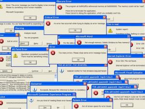 World's Funniest Windows Error Messages