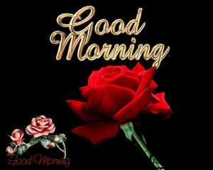 Good Morning Wallpaper Image