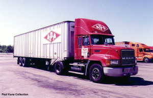 Youngblood Truck Lines Peterbilt.
