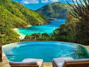 Undisturbed beauty – where the sparkling Caribbean meets the fast ...