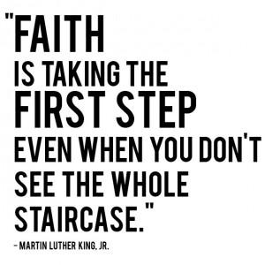 Power Series 01: Understanding Faith
