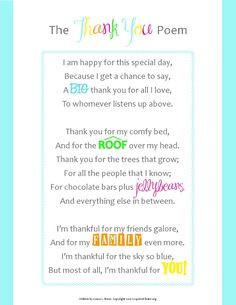 favorit poem homemad gift pastor appreci thank you poem gift secret ...