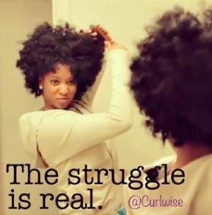 Natural Hair Won T Detangle