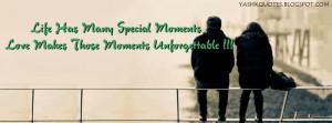 Life has many special movements,