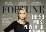 ... Cover Of Fortune's 'Most Powerful Women' Issue Over Virginia Rometty