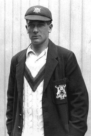 Harold Larwood Villain of the most acrimonious series in cricket