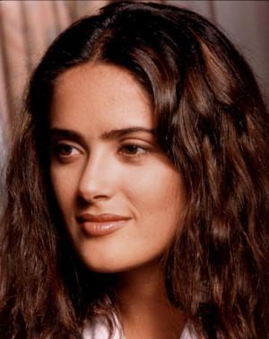 Salma Hayek no seu esplendor