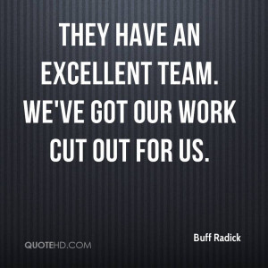 Buff Radick Quotes | QuoteHD