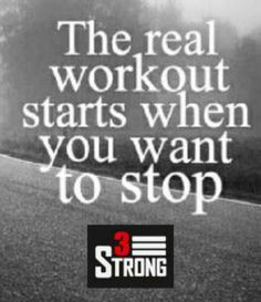 This is so true. #wodlove #therealworkout #crossfit More